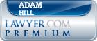 Adam Barnes Hill  Lawyer Badge