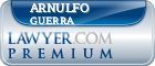 Arnulfo Guerra  Lawyer Badge