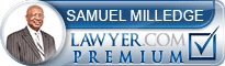 Samuel L Milledge  Lawyer Badge