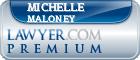 Michelle Marianna Maloney  Lawyer Badge