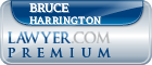 Bruce M. Harrington  Lawyer Badge