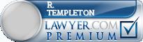 R. L. Templeton  Lawyer Badge
