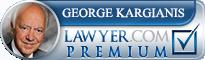George E. Kargianis  Lawyer Badge