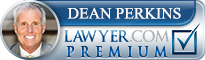 Dean Standish Perkins  Lawyer Badge