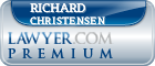 Richard Christensen  Lawyer Badge