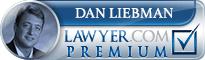 Dan E Liebman  Lawyer Badge