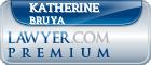 Katherine Bruya  Lawyer Badge
