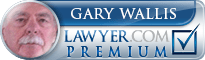 H. Gary Wallis  Lawyer Badge