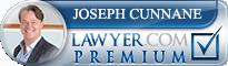 Joseph M Cunnane  Lawyer Badge