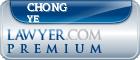 Chong Hae Ye  Lawyer Badge