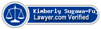 Kimberly Asy Sugawa-Fujinaga  Lawyer Badge