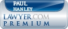 Paul William Hanley  Lawyer Badge
