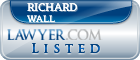 Richard Wall Lawyer Badge