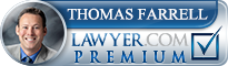 Thomas J Farrell  Lawyer Badge