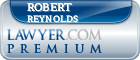 Robert Jay Reynolds  Lawyer Badge