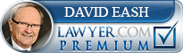 David E. Eash  Lawyer Badge