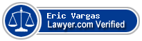 Eric Rene' Vargas  Lawyer Badge