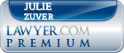 Julie Zuver  Lawyer Badge