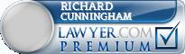 Richard Todd Cunningham  Lawyer Badge
