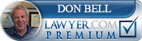 Don W. Bell  Lawyer Badge
