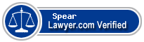 Bartley Spear  Lawyer Badge