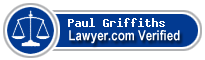 Paul Griffiths  Lawyer Badge