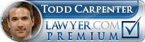 Todd W. Carpenter  Lawyer Badge