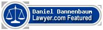 Daniel George Dannenbaum  Lawyer Badge