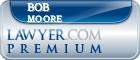 Bob Moore  Lawyer Badge