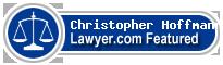 Christopher Hoffmann  Lawyer Badge