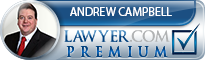 Andrew Campbell  Lawyer Badge