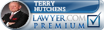 Terry Hutchens  Lawyer Badge