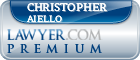 Christopher Aiello  Lawyer Badge