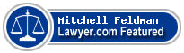 Mitchell Feldman Lawyer Badge