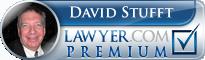 David Stufft  Lawyer Badge