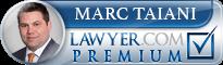 Marc Taiani  Lawyer Badge