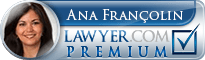 Ana Françolin  Lawyer Badge
