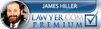 James A. Hiller  Lawyer Badge