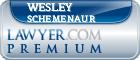 Wesley Andrew Schemenaur  Lawyer Badge