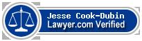 Jesse Cook-Dubin  Lawyer Badge