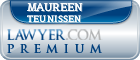 Maureen Alice Teunissen  Lawyer Badge