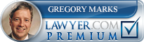 Gregory Thomas Marks  Lawyer Badge