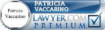 Patricia L. Vaccarino  Lawyer Badge