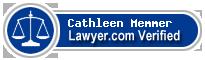 Cathleen Kailani Memmer  Lawyer Badge