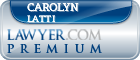 Carolyn May Latti  Lawyer Badge