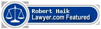 Robert B. Haik  Lawyer Badge