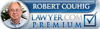 Robert Emmet Couhig  Lawyer Badge