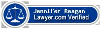 Jennifer Ruth Reagan  Lawyer Badge