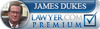 James Kelly Dukes Jr.  Lawyer Badge