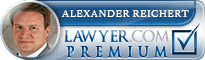 Alexander F. Reichert  Lawyer Badge